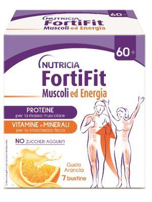 FORTIFIT MUSCOLI ED ENERGIA 142,10 G