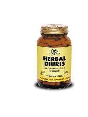 HERBAL DIURIS 100 CAPSULE VEGETALI