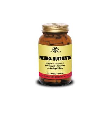NEURO-NUTRIENTS 30 CAPSULE VEGETALI
