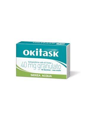 OKITASK 10 BUSTINE 40 MG USO ORALE